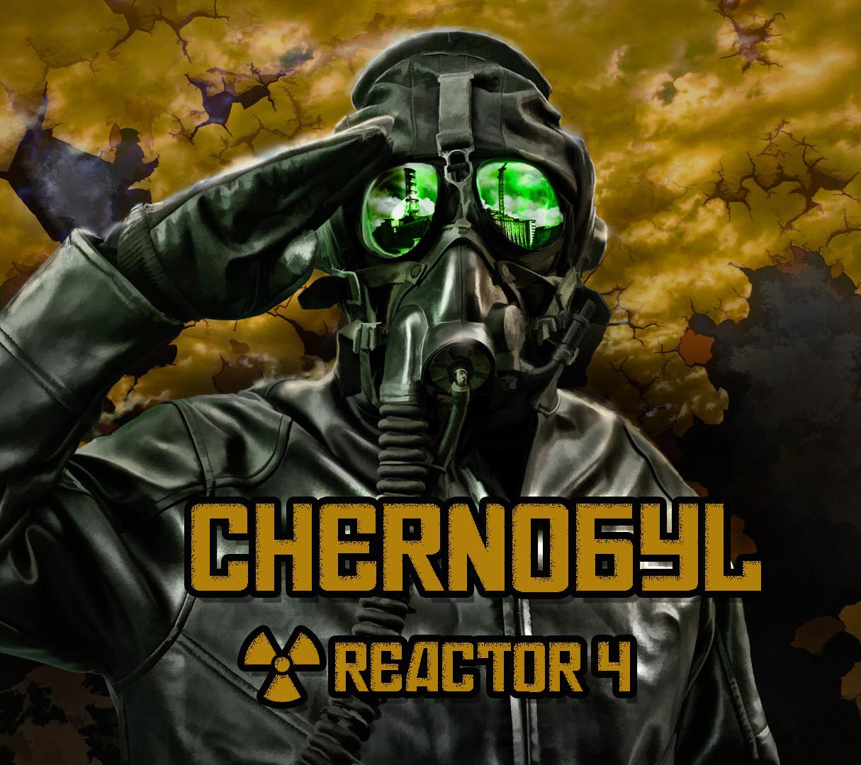 Chernobyl Reactor 4-900x800